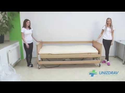 Antidekubitný matrac proti preležaninám - www.UNIZDRAV.sk