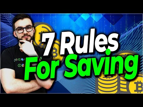 ▶️ 7 Rules For Saving Money | EP#403