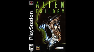 Alien Trilogy. PS1. Walkthrough