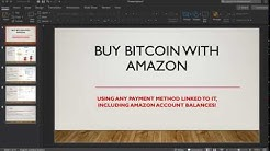 Buy Bitcoin NO ID with AMAZON