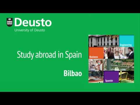 Testimonial Video about Studying Engineering Abroad in Bilbao, Spain