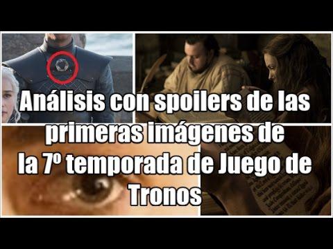 Análisis con spoilers de las primeras imágenes oficiales de la 7º temporada de Juego de Tronos