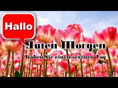 Deutsche Guten Morgen Guten Tag Gifs Bilder Aplikacije Na