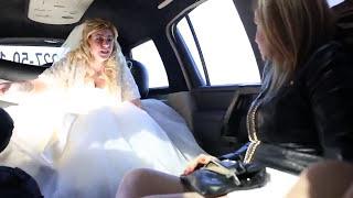 Невеста  подралась, драки невесты,секс с невестой