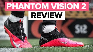 NIKE PHANTOM VISION 2 REVIEW | Why it