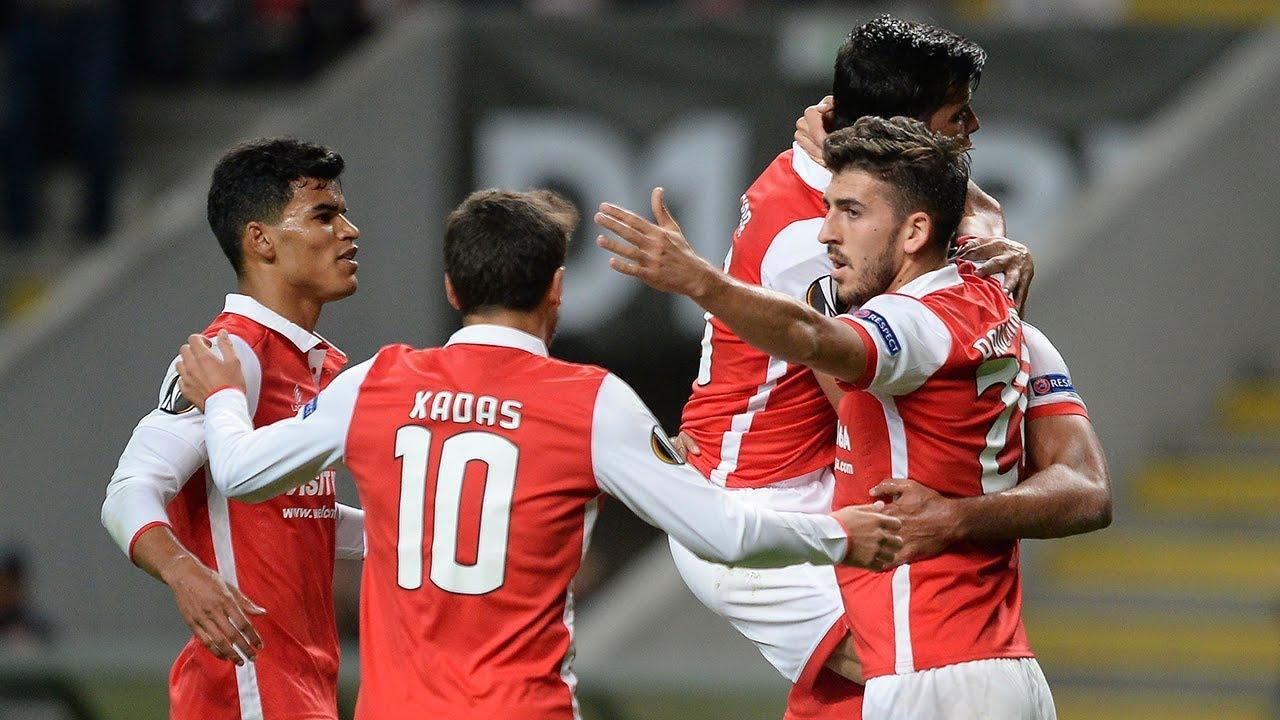 SC Braga: SC BRAGA Vs ISTANBUL BASAKSEHIR