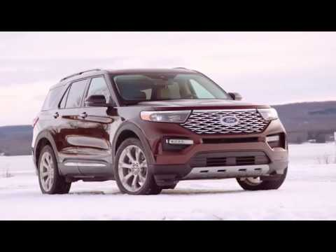 The All New 2020 Ford Explorer