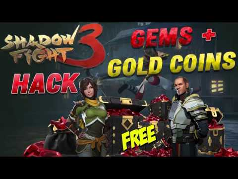 Shadow Fight 3 Hack 2018 - Shadow Fight 3 Cheats Gems and Coins iOS/Android