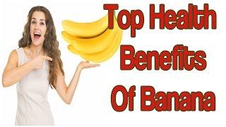 Top 10 Health Benefits of Bananas - top 10 health benefits of bananas