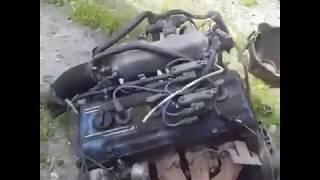 УАЗ буханка установка ЗМЗ 406 инжектор