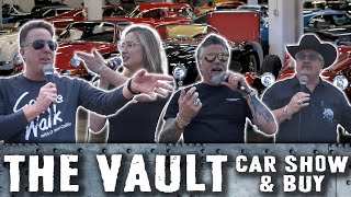 THE VAULT CAR SHOW & JEEP BUY