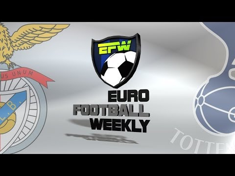 Benfica vs Tottenham (2-0) 20.03.14 | Europa League Update 2014