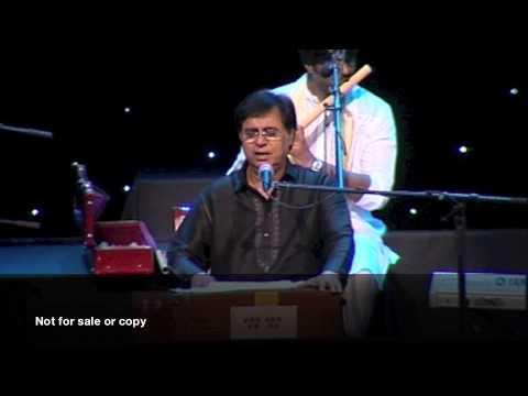 Jagjit Singh Live - Hazaaron Khwahishen Aisi - Live