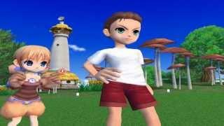 Super Swing Golf | Dolphin Emulator 4.0.2 [1080p HD] | Nintendo Wii