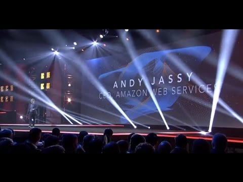 AWS re:Invent 2016 Keynote: Andy Jassy