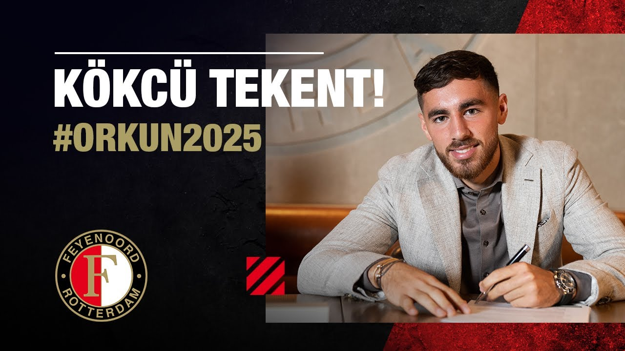 'Nog niet klaar in Rotterdam'   Orkun Kökçü tekent tot 2025!