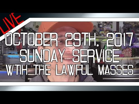 New Fair Use Ruling; Nintendon't livestream; Purple Mattress; and MORE! LAWFUL MASSES Sunday Show