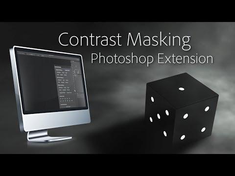 Luminosity Masking Panel For Photoshop CC 2014