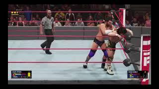 WWE 2k19 WWE Monday Night Raw episode 15 Season 1