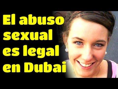 LA VIOLACION ES LEGAL EN DUBAI