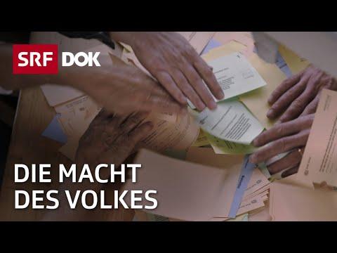 Die Macht des Volkes | Direkte Demokratie in der Schweiz | Doku | SRF DOK