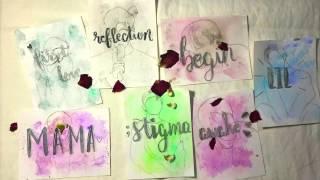 Speed Art: BTS WINGS SOLOS