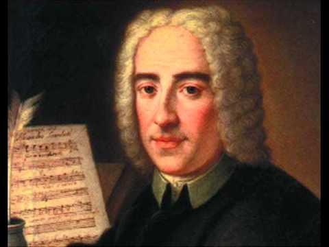 Alessandro Scarlatti - Aria