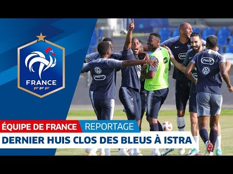 France: Final training session in Istra I FFF 2018