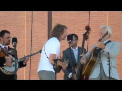 Sam Bush & Del McCoury, Roll On Buddy Roll On