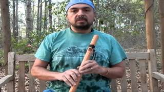 Native American Flute Playing Tips and Techniques for the Beginner
