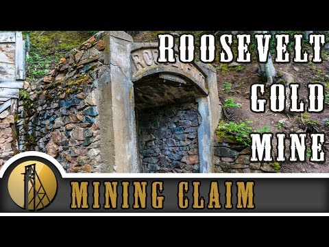 Roosevelt Mine - Colorado - Gold Rush Expeditions - 2015