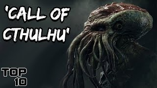 Top 10 Scariest Lovecraftian Monsters