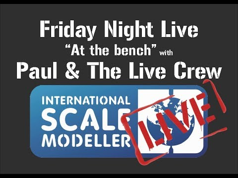 Friday Nights Live At the bench show with free prize draws and the monthly Auction