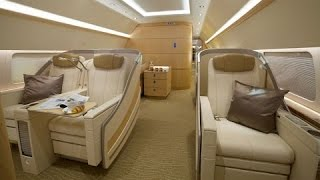 Take a Look Inside Most Luxurious Boeing In The World BBJ 787 2017 HD NEW