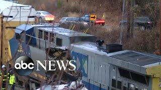 Video New details on Amtrak crash that killed 2 people download MP3, 3GP, MP4, WEBM, AVI, FLV Juni 2018