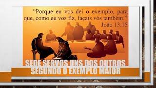 Sede Servos Uns dos Outros - Parte 2 - Rev. Anatote Lopes - 12/09/2021