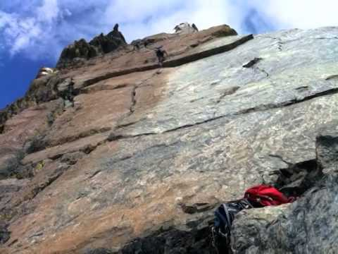 Ingalls Peak - Pitch 2 Timelapse