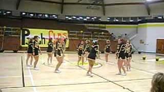 the michael dance bcluw homecoming coronation 2009