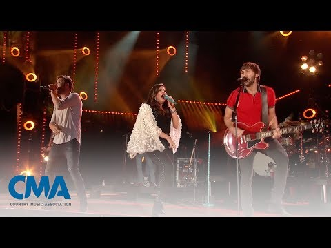 Lady Antebellum - You Look Good | CMA Fest 2017 | CMA