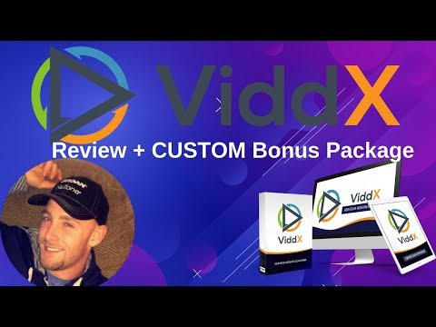 Viddx Review. http://bit.ly/2zsLjhc