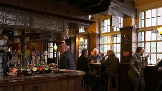 Last call: The decline in English pubs