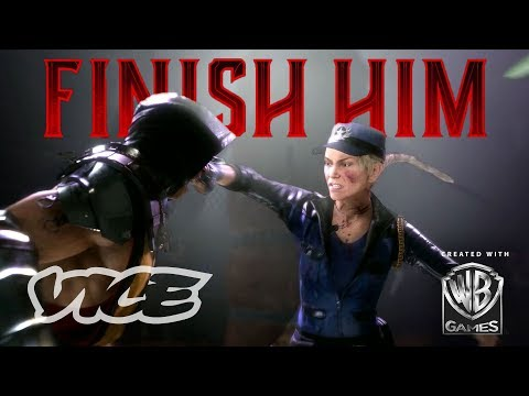 The Road to Mortal Kombat 11 – American Obsessions   Created with WB Games