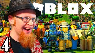 ROBLOX ROYALE ~ Playing Some Roblox Games! (4) ~ Mo Streams