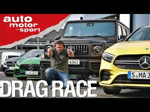 Drag Race AMG: