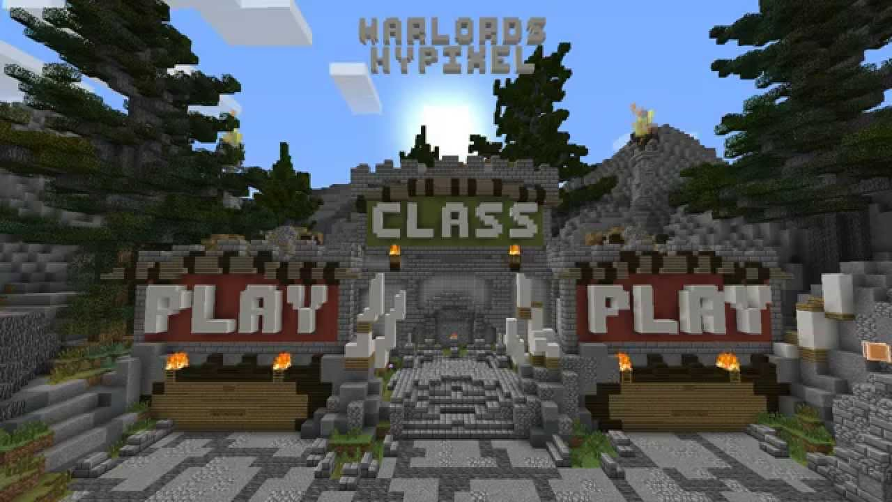 Download Hypixel Warlords Lobby