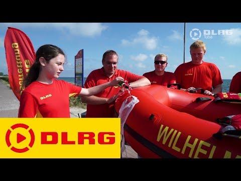 Ein neues Boot für die DLRG - Ihre Spenden helfen Leben retten