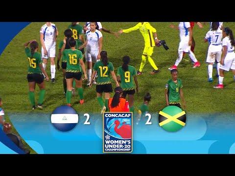 Nicaragua 2 - 2 Jamaica Highlights