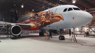 Aircraftstyle créer Amare (OO-SNF)