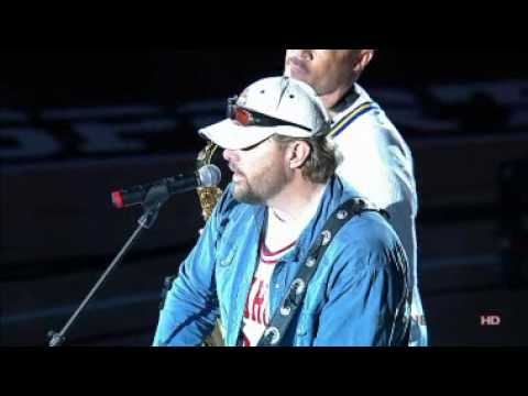 Toby Keith Tribute to Wayman Tisdale
