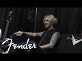 Capture de la vidéo 2009 Kickoff Event | Kenny Wayne Shepherd Backstage Interview | Fender